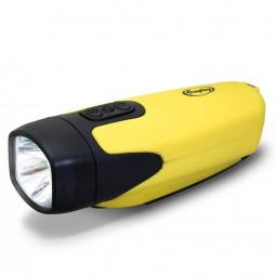 Dynamo Sherpa Xray LED Taschenlampe