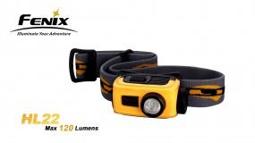 Fenix HL22 LED Stirnlampe 120 Lumen