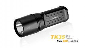Fenix TK35 Ultimate Edition 2015-2000 Lumen LED Taschenlampe