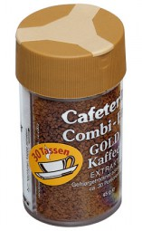 TM CAFETERIA Kaffe, Zucker, Milch