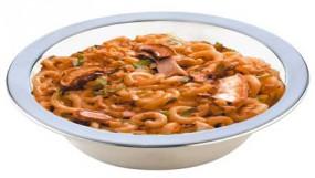 Trek´n Eat Waldpilz-Sojaragout mit Nudeln