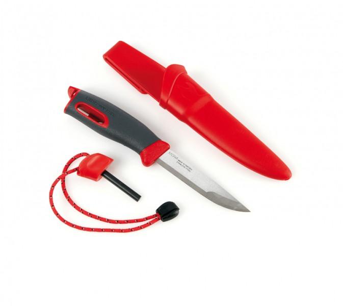 light my fire swedish fireknife moramesser mit feuerstahl krisenvorsorge. Black Bedroom Furniture Sets. Home Design Ideas